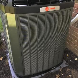 New HVAC System Upgrade