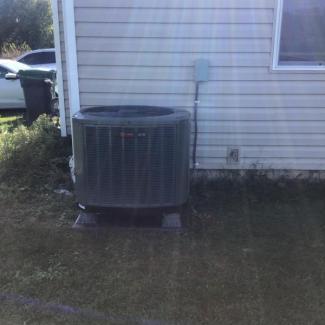 New Heat Pump Installation