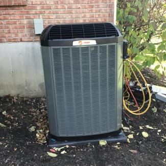 Trane Heating/Cooling Upgrade