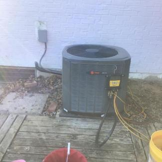 Trane HVAC Replacement