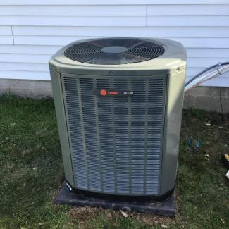 Trane A/C & Furnace Upgrade