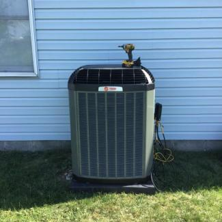 Trane HVAC System Replacement
