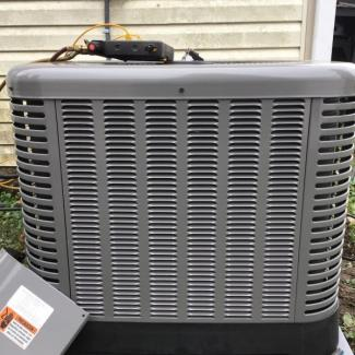 Rheem A/C Upgrade
