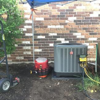 Rheem HVAC System Replacement