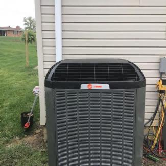 Upgrade To Heating And Cooling
