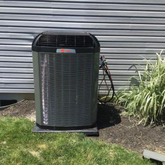 Xenia Trane HVAC Installation