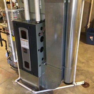 Trane Furnace Installation