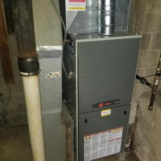 Trane Furnace Replacement