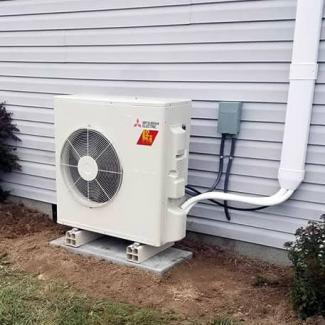 Mitsubishi ductless heat pump columbus, oh