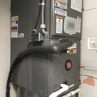 Tom Mason Heat Pump Installation